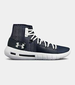 fac34aea200b Image is loading 2018-Under-Armour-HOVR-Havoc-Basketball-Shoes-Midnight-