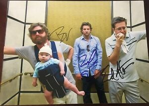 034-THE-HANGOVER-034-FULL-CAST-SIGNED-AUTOGRAPH-8x10-PHOTO-COOPER-HELMS-GALIFIANAKIS