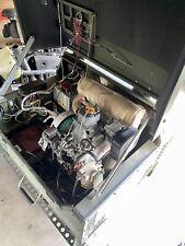 2009 Mep831a 3kw Diesel 148 Hrs Military Tactical Quiet Generator 120 240 60hz