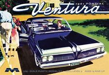 Moebius Models 1211 1 25 1961 Pontiac Ventura SD