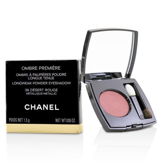 Chanel Ombre Premiere Longwear Powder Eyeshadow - #36 Desert Rouge 1.5g Make Up
