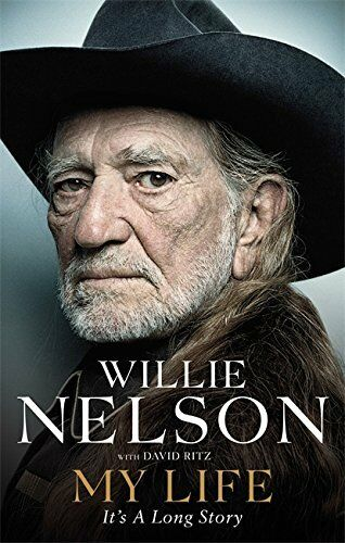 1 of 1 - My Life: It's a Long Story,Willie Nelson- 9780751565478