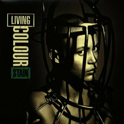 Living Colour + CD + Stain (1993)