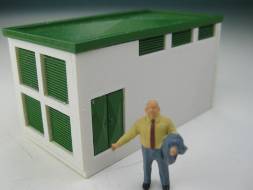 """Duha 21322-lavoro a mano modello traccia h0 /""""trasformatore casa//Trasformatore Stazione/"""""""