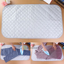 Magnetic Ironing Mat Pad Washer Dryer Laundry Cover Board Heat Resistant Blanket
