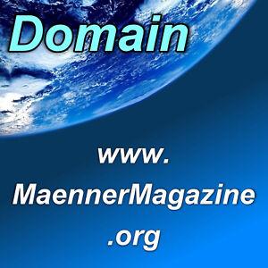 www-maennermagazine-org-Domain-Internet-Adresse-Web-Adresse-URL