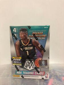2019-20-Panini-MOSAIC-Basketball-Card-Blaster-Box-Factory-Sealed