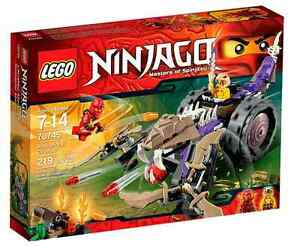 Lego® Ninjago ™ 70745 Anacondrai Crusher Nouveau Ovp Nouveau Misb Nrfb