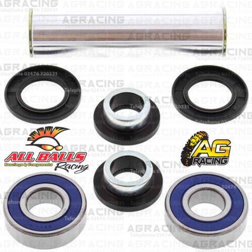 All Balls Rear Wheel Bearing Upgrade Kit For KTM EXC 200 2000 Motocross Enduro