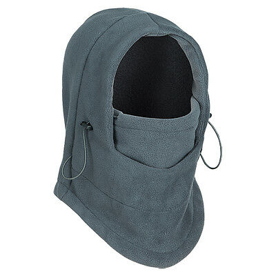 New Fleece Winter Thermal Balaclava Swat Ski Motorcycle Bike Face Mask Hood Hat