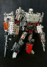 Transformers Custom Titans Return Headmaster Megatron Triple-Changer Figure