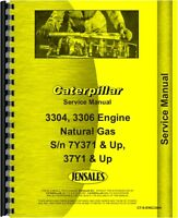 Caterpillar 3304 3306 Engine Service Manual (ct-s-eng3304+)