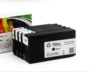 4-color-Ink-Cartridge-for-HP-950XL-951XL-Officejet-Pro-8100-e-8600-e-AIO-printer