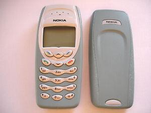 Nokia 3410 téléphone mobile, dernières et la version finale de la version de nokia, garantie