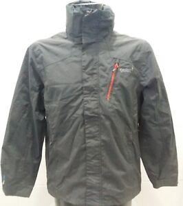 Waterproof hommes pour Gelert Nouveau Horizon Charcoal Small Jacket g6SawCq