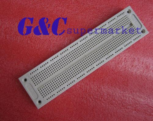 2PCS SYB-120 PCB Bread Board 60x12 Test Develop DIY 700 Point Solderless PCB M8