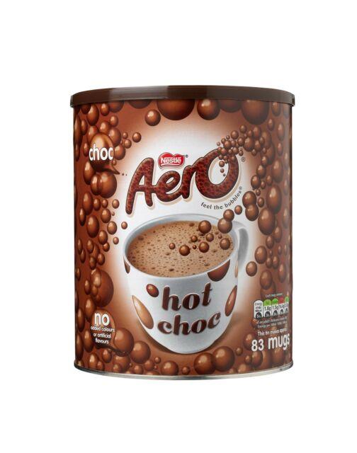 Aero Instant Hot Chocolate Tin 2 Kg 2 Kg Tin