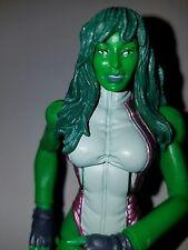 Hasbro Marvel Legends 2007 SHE-HULK (BLOB SERIES) - Loose