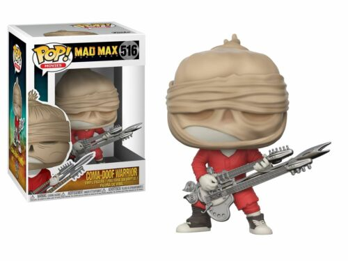 516 Movie Mad Max Fury Road Coma Doof  NEW!!! Funko POP