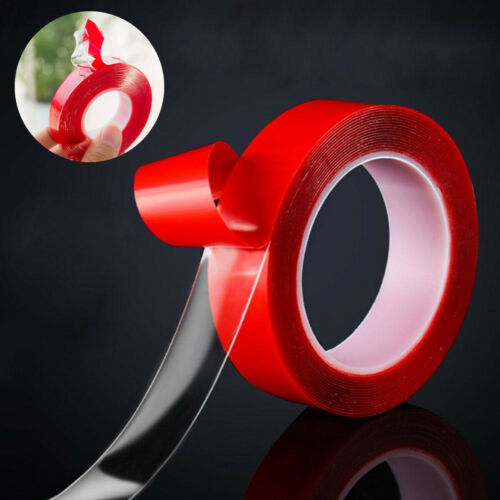 For Cell Phone Repair Red Double Sided Super Sticky Heavy Duty Adhesive Tape