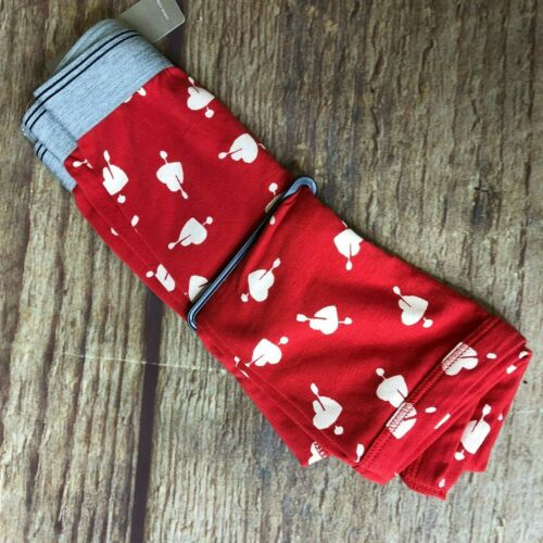 J Crew Mens Size Small Red Stretch Boxer Briefs in Cupid NEW K6847