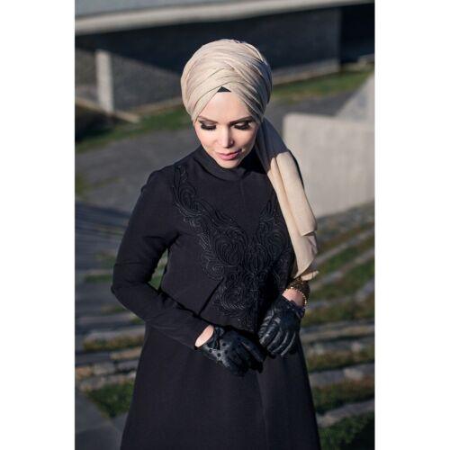 Queen Schal Kopftuch Mit Fransen Puskullu Esarp Sal Tesettür Hijab Khimar