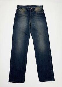 Replay-902-jeans-uomo-usato-W29-tg-43-gamba-dritta-vintage-denim-boyfriend-T5549