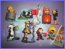 Warner Brothers Looney Tunes Hip Hop 12pc Complete Figure Collection Capsule Toy