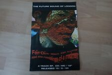 THE FUTURE SOUND OF LONDON FAR OUT SON OF LUNG SMALL POSTER