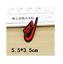 Patch-Toppa-Brand-Logo-Nike-Adidas-Sport-Jordan-Nba-Ricamata-Termoadesiva miniature 15