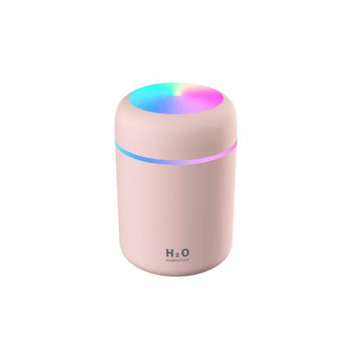 Aroma Essential Oil Diffuser Humidifier Air Purifier Ultrasonic Aromatherapy LED