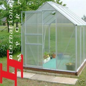 Details about QUALITE Serre de Jardin 5x m2 jardinage plante BROEIKAS