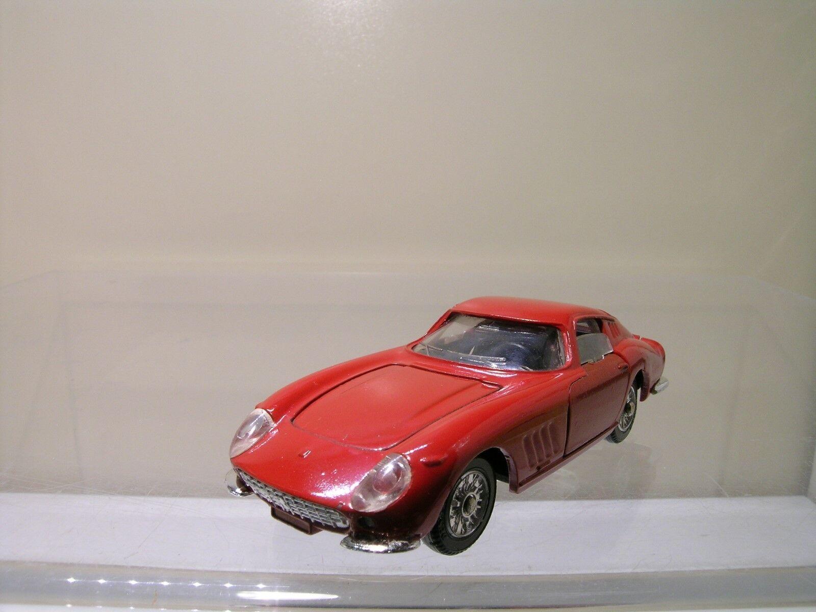 Juguetes de Tintín Francia 506 Ferrari 275 GTB rojo cerca de una menta 1  43