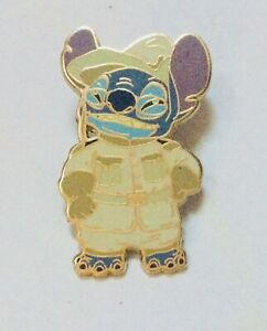 Disney Pin Stitch as Teddy Roosevelt Rare LE 250 Presidents Day 2007