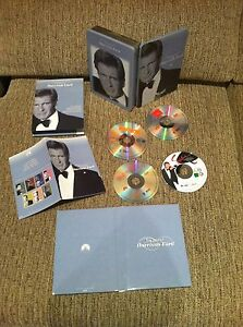 Harrison Ford - 4 Films Deluxe Edition Tin Box Steelbook 4 DVD - Castillan