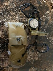Cammenga 3H Lensatic Compass - Official US Army/Military Issue - Brand New, 2018