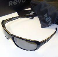 Revo Converge Polarized Sunglasses-gloss Black/graphite Lens Re4064x-01
