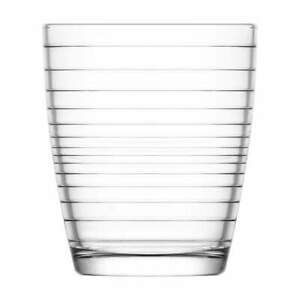 Conjunto de 4-Apollon Agua/Jugo Vasos Vaso Whisky/340ml