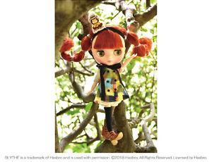 Takara-CWC-Blythe-Middie-Blythe-doll-Jolly-Jumbly-Pippilotta-1-8-Doll