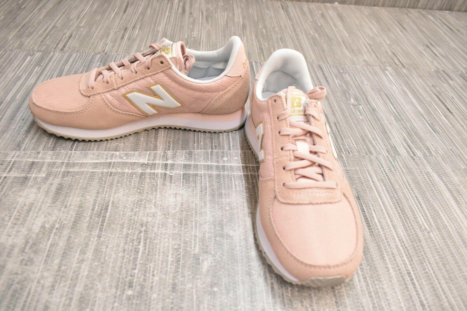 ** NEW BALANCE 220 WL220TPA Chaussures de sport, femme taille 4.5 D, rose NEUF