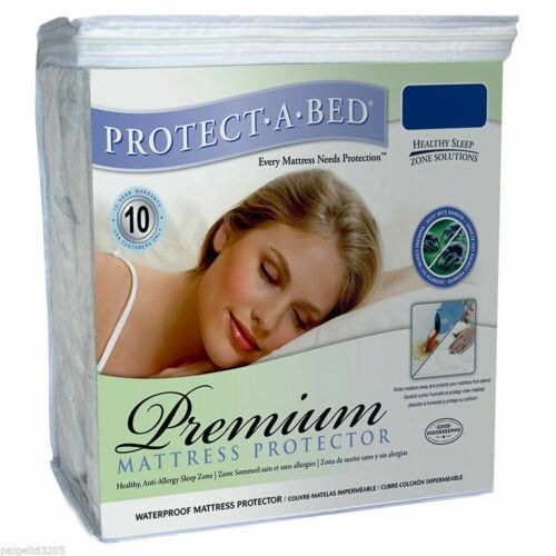 Protect-A-Bed Premium Waterproof Mattress Protector Cover NEW Twin XL