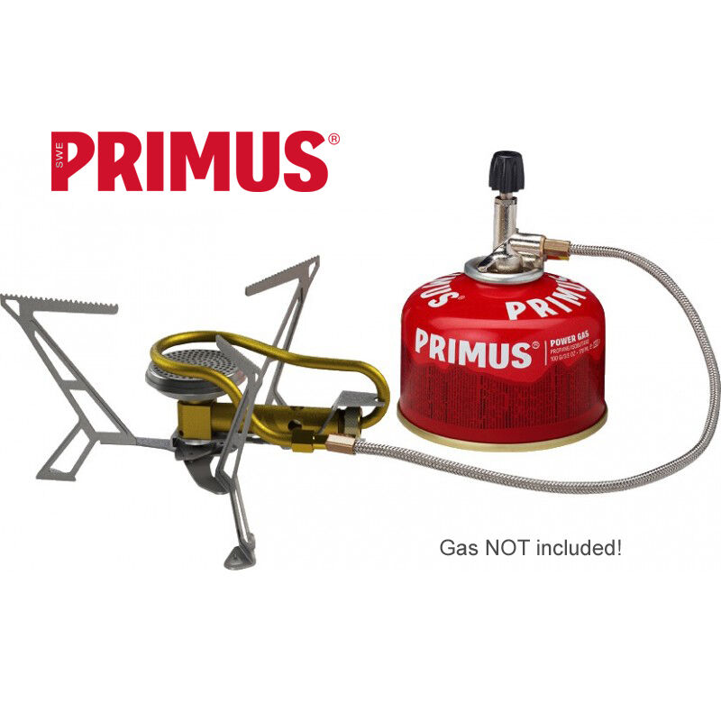 Primus EXPRESS SPIDER LIGHTWEIGHT GAS GAS LIGHTWEIGHT STOVE Performance System for 1 - 4 Person 688076