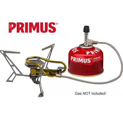 Primus Express Spider Leggero Stufa Gas Sistema Sulle Prestazioni Per 1 - 4 Persona- Morbido E Leggero