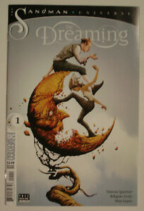 The-Dreaming-1-NM-1st-Printing-The-Sandman-Universe-DC-Comics-Vertigo-JS