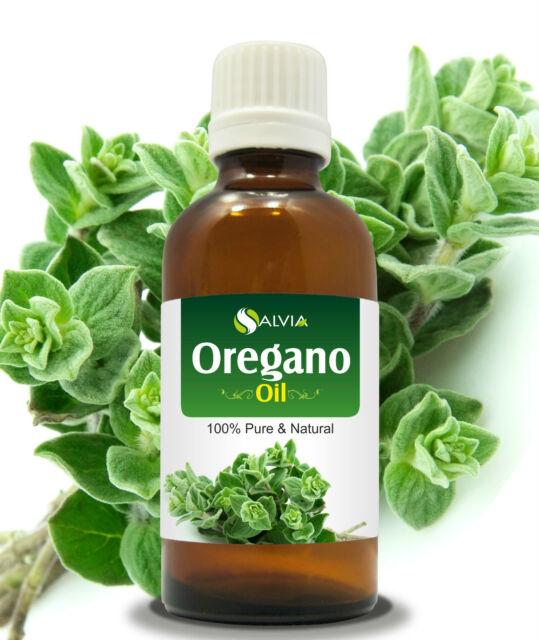 OREGANO OIL 100% NATURAL PURE UNDILUTED UNCUT ESSENTIAL OIL 5ML TO 100ML