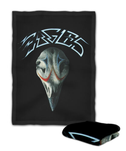 KIDS // MEDIUM // LARGE Eagles Band Logo Hits Blanket
