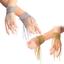 1-Paire-Belly-Dance-Danse-Bracelet-Orientale-Partie-Superieure-Du-Bras 縮圖 7