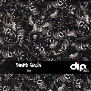 Pirate-Skulls-Hydrographics-Film-50cm-Hydro-Dipping-FOLDED