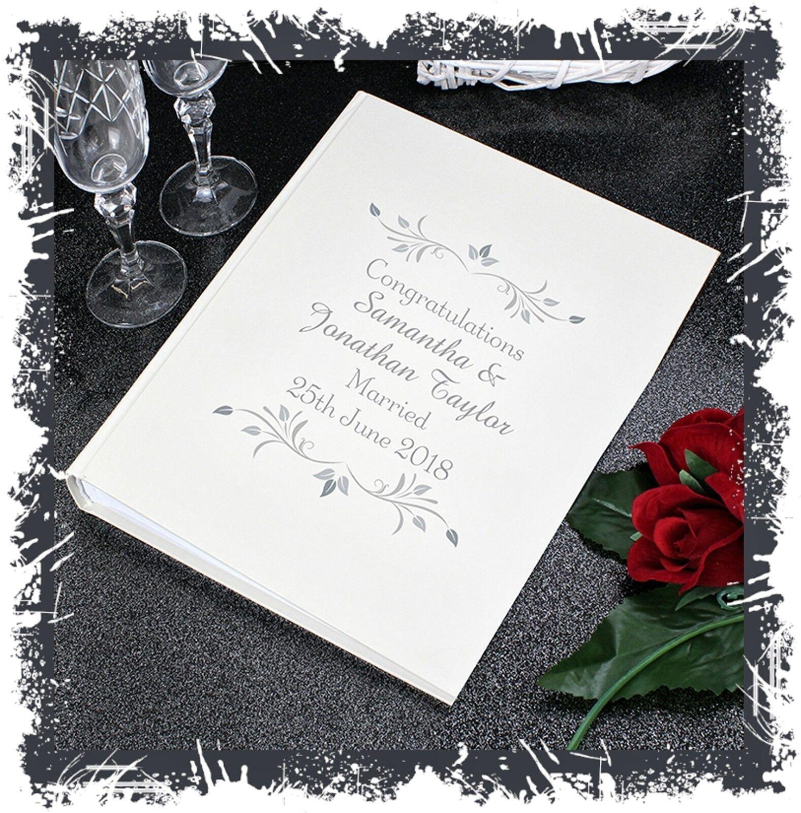 ALBUM FOTOGRAFICO MATRIMONIALE regalo personalizzato per sposa  e sposo regalo ricordo  sposa 8 fc83aa