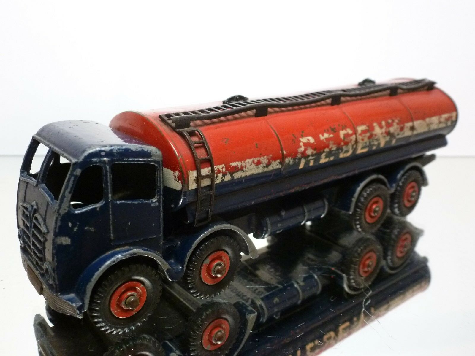 DINKY SUPER TOYS  - FODEN REGENT TANKER TANKER TANKER  942  - GOOD CONDITION 8e296a